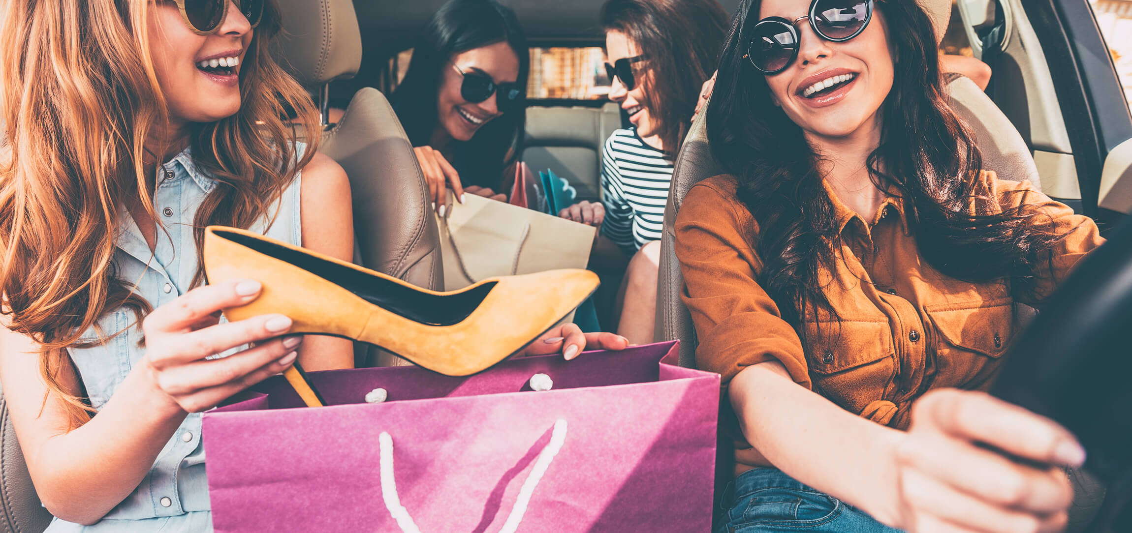 64% OF SHOPPERS SAID EXPERIENCES ARE MORE IMPORTANT THAN PRODUCTS.