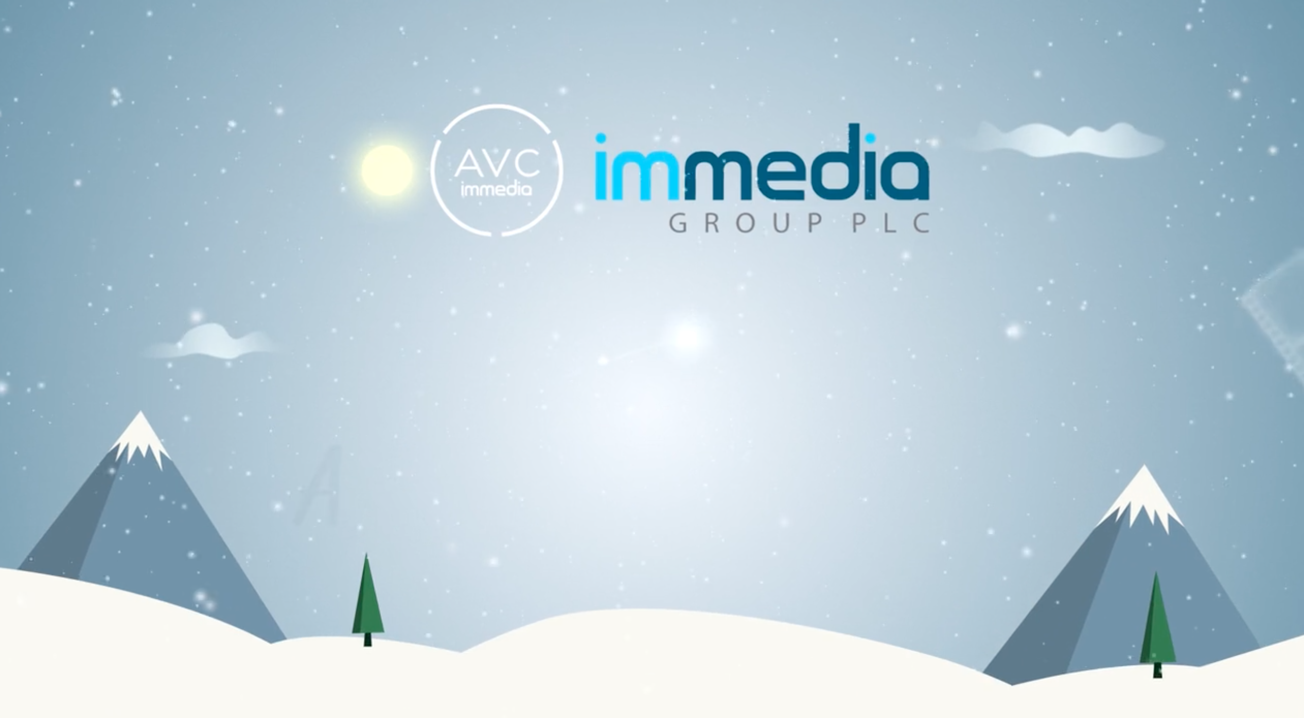 Merry Christmas from Immedia Group PLC