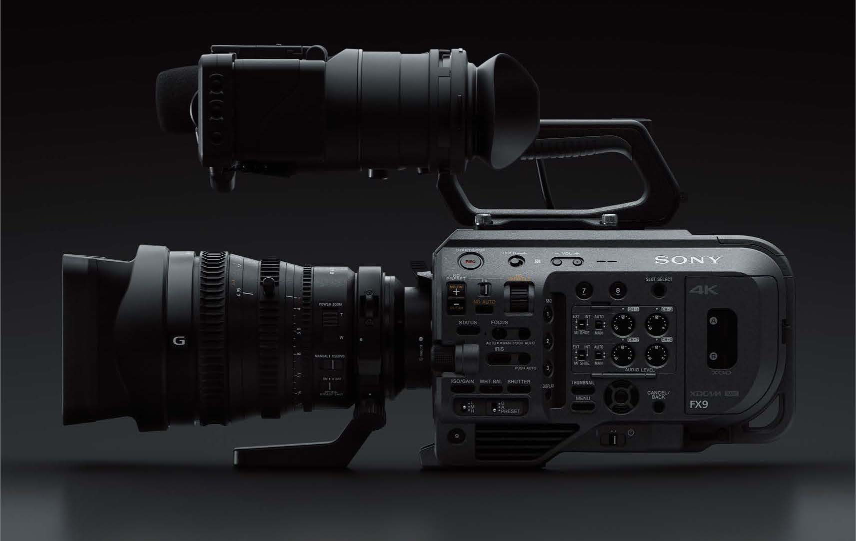 The Exciting New Sony PXW-FX9 Has Landed!